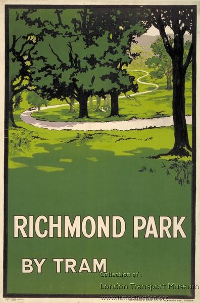 Poster 1983/4/264 - Poster and Artwork collection online from the London Transport Museum