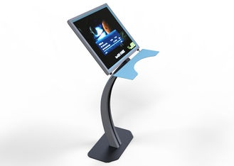 China Innovative /Smart 19, 22 Inch TFT LCD Monitor Touch Screen Information Free Standing Kiosk supplier
