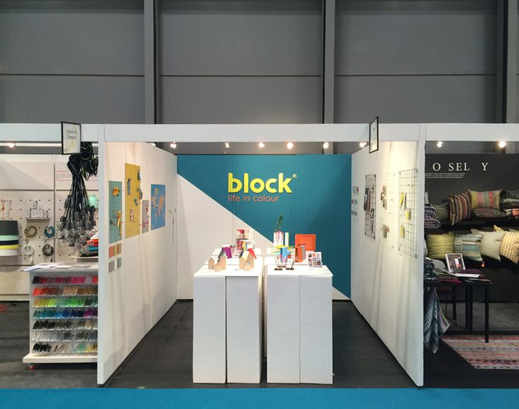 Exhibition Design Block Trade Show Stand NY Now New York Autumn