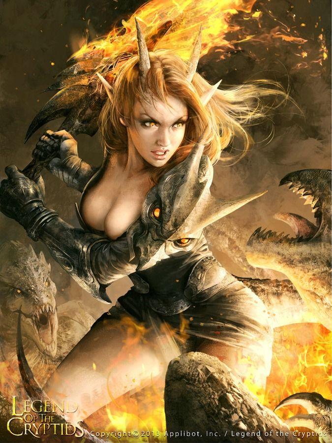 fantasy art   fire   Pinterest   Fantasy art, Fantasy and Art