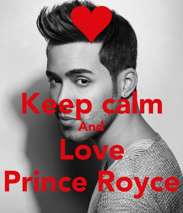 19 best images about PRINCE ROYCE on Pinterest | Latinas ...