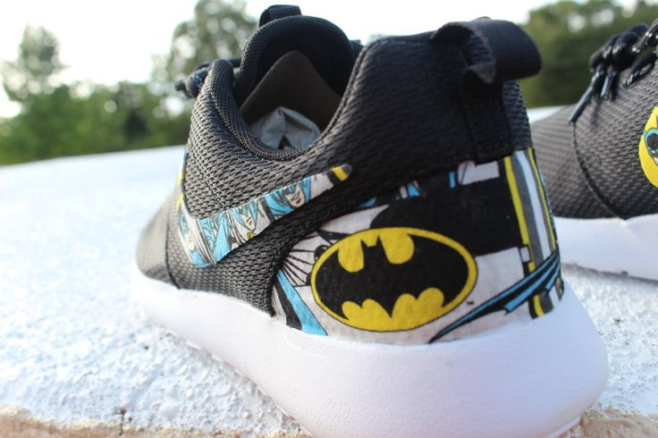 Batman Nike Roshe Shoes 3