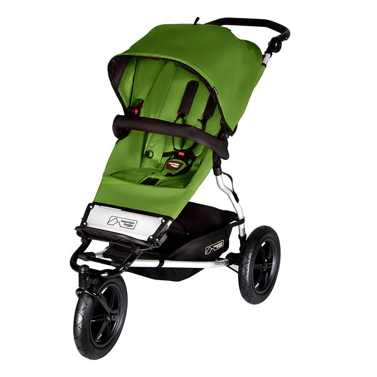USD$499.99 (approx. NZ$687) Mountain Buggy Urban Jungle on or off road buggy in JADE from MountainBuggy.com.us