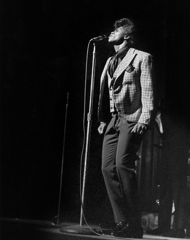 Godfather of Soul - James Brown | History & Culture Of Soul Music | Pinterest | James brown, Music and Soul Music