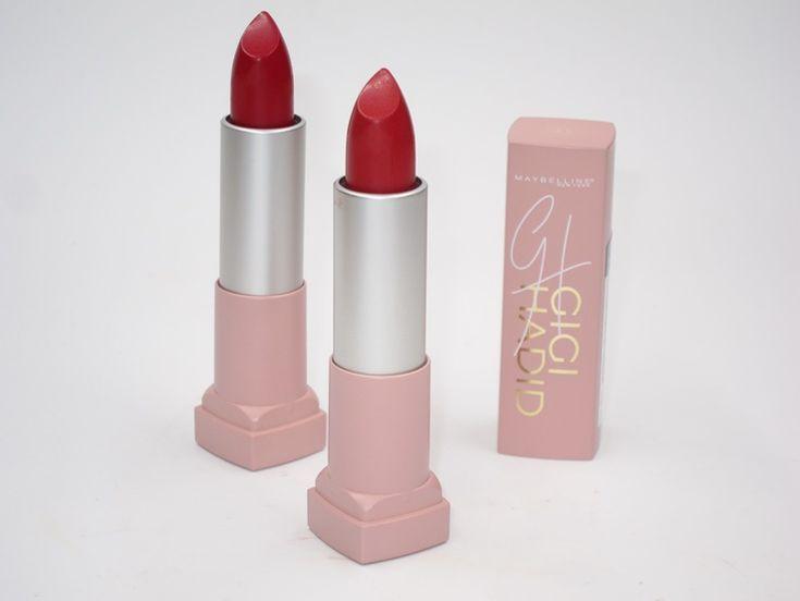 Maybelline Gigi Hadid West Coast Glow Matte Lipstick