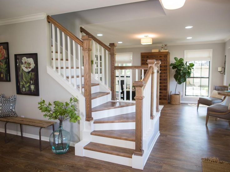 Find The Best Of Fixer Upper From Hgtv Stairs Fixer