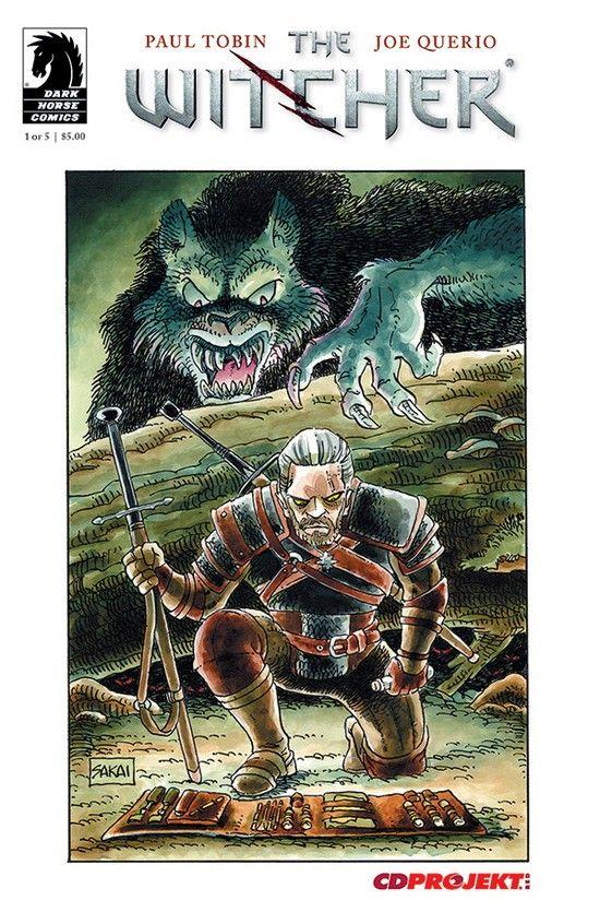Stan Sakai  'The Witcher'