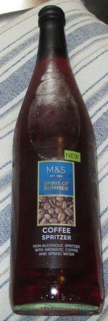 Coffee Spritzer Drink