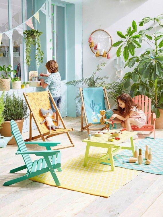 Ou Trouver Du Joli Mobilier De Jardin Pour Les Kids Mobilier