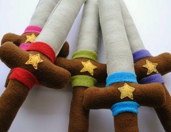 Custom Made Plush Toy Swords & Light Sabers