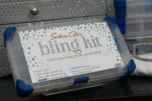 Sondra Celli's Bling Kit