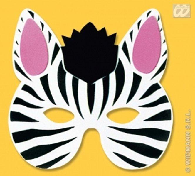 maska na karneval zebra - Hledat Googlem
