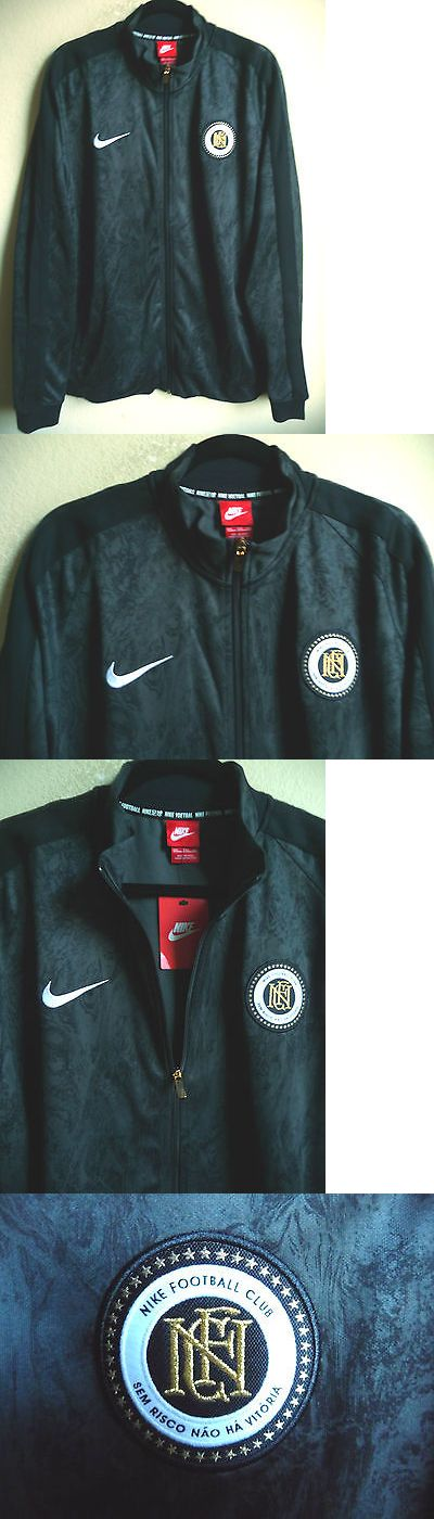 Soccer-Other 2885: Nike Fc Football Club N98 Aop Gfx Soccer Graphic Track Jacket Xxl 642424 -> BUY IT NOW ONLY: $54.95 on eBay!