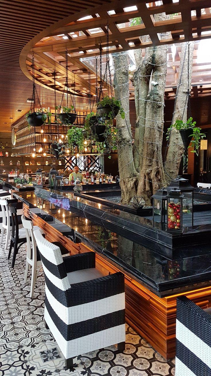 Tree Bar...Hotel Indigo Seminyak Bali
