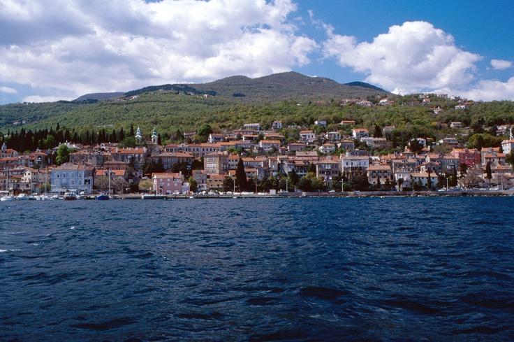 Volosca, Golfo del Quarnero, Croazia