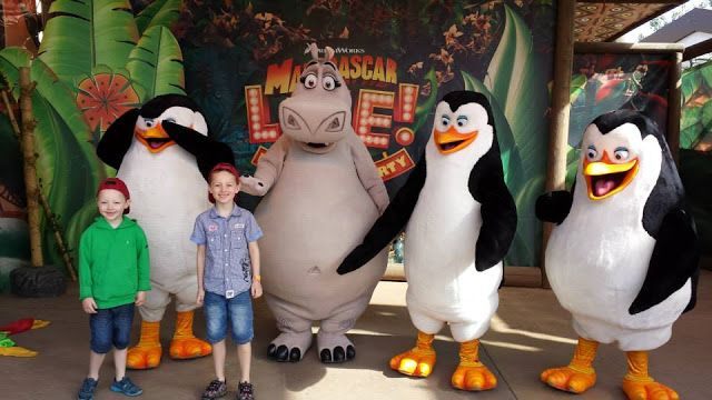 The Reluctant Traveller: Chessington World of Adventures
