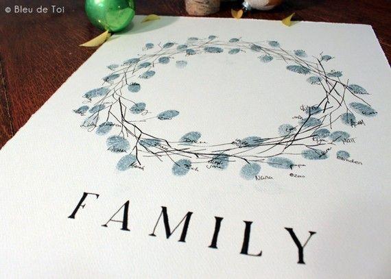 For family reunion