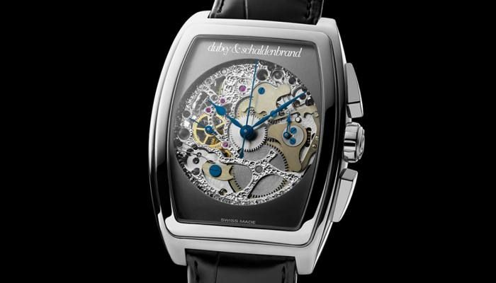 Dubey & Schaldenbrand Grand Dome R92 Skeletonized Watch