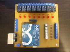 No post de hoje vou mostrar o projeto de um CLP Shield, com ele é possível monitorar entradas e acionar saídas de acordo com a lógica progr...