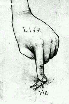 Life. Me.