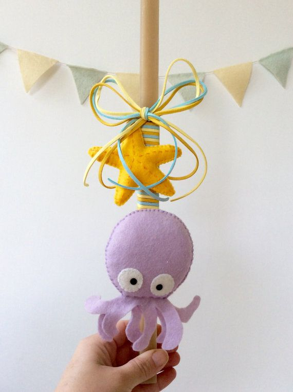 Easter candles Easter gifts for kids  Easter by LaPetiteMelina