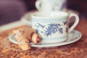 Ginger tea benefits, benefícios do cha de gengibre