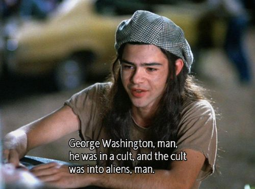 LOVE this movie! Dazed and Confused.