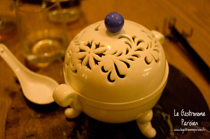 Déjà une étoile Michelin pour le BO London du Chef Alvin Leung - Le Gastronome Parisien