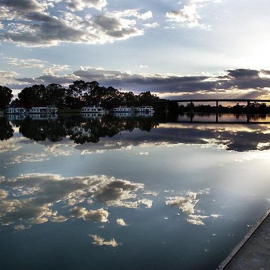 Murray River; Berri South Australia