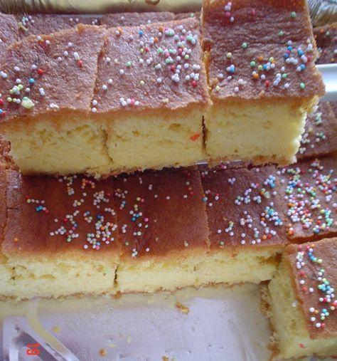 Foto: sweetshirley.nl   Eksi Koekoe is een heel populair Surinaams gebak. Het is gemaakt van een grote hoeveelheid eieren en vergt wat oef...