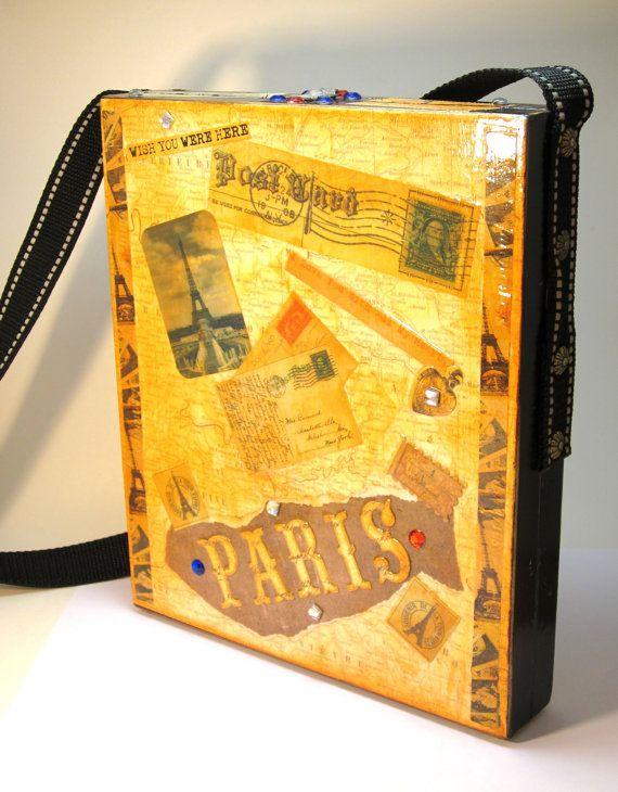 cigar box purse, different handle idea