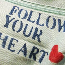Follow Your Heart: PIMP MY BAG * Creatieve workshop: Tassen Versieren *