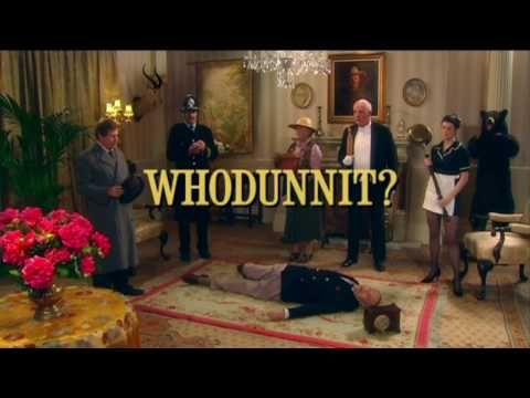 Whodunnit Awareness Test – Awareness Test