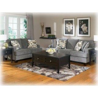 Yvette Steel Living Room Group | 77900 Group | Living Room Groups |  American Furniture