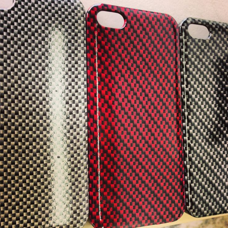 Carbon Fiber hydrodip iPhone 5 @voylesperformance