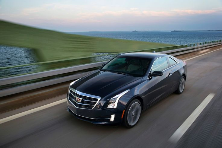 19 best The All New 2015 ATS Coupe images on Pinterest
