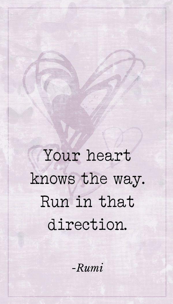 Rumi love quotes