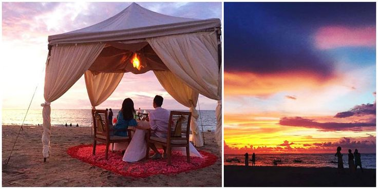 10 most romantic private fine dining experiences in Bali
