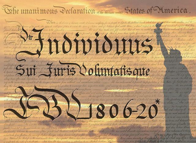 Vir Individuus Sui Iuris by LBV1806-20