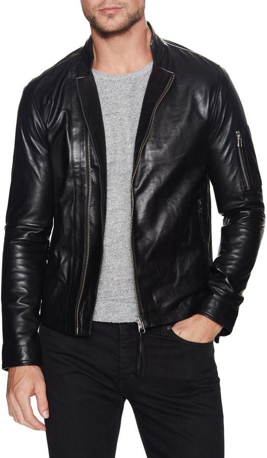 Rikki Leather Jacket.