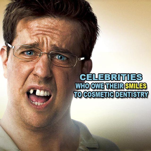 18 #celebrities who owe their #smiles to #cosmetic# dentistry #oralhealth #dentalcare