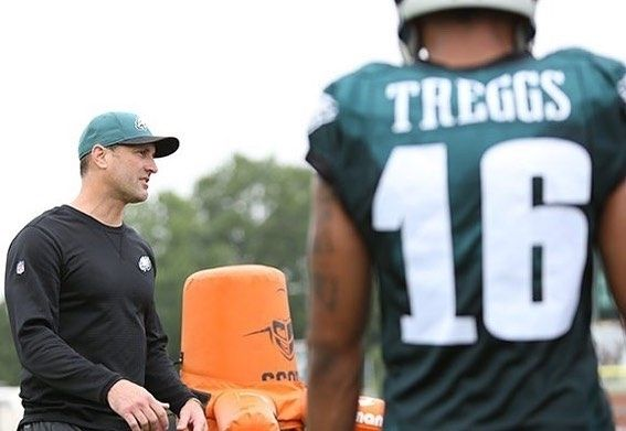 """WHERE are you Fan Philadelphia Eagles?  We're here. Come on!!! Join with @PhiladelphiaEagles24h .  """"NEWS: The Eagles have promoted WR coach Mike Groh to the offensive coordinator position. No promotion for Duce Staley but his role will more than likely increase as RB coach."""" - @phieaglesfanpage . Hope you like it   . #philadelphiaeagles24h #philadelphiaeaglesstadium #philadelphiaeagles4life #philadelphiaeagles #philadelphiaeaglesjn #philadelphiaeagleswon #philadelphiaeaglesfan4life"""