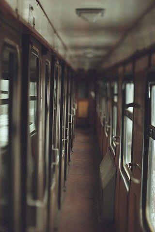 take the train.