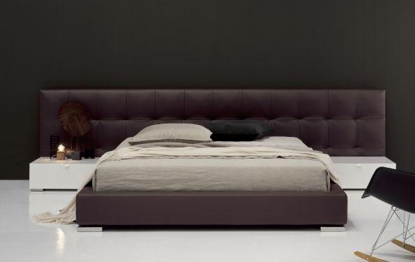 Bed Design Double Oscar Capitonnè