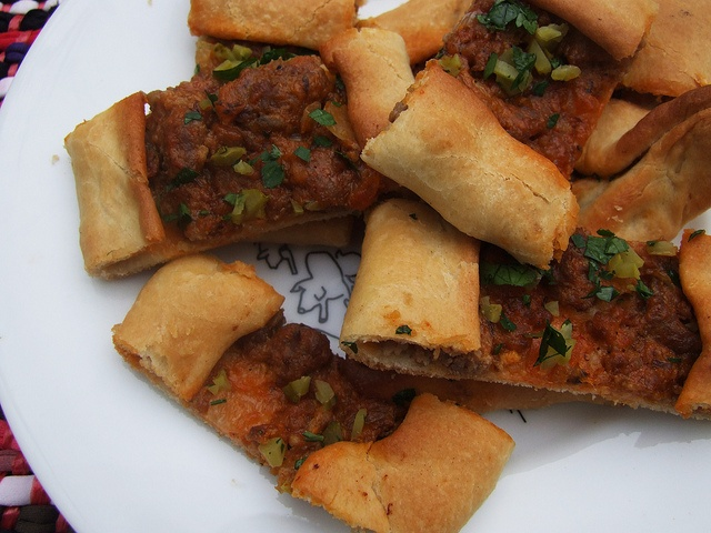 Smoky Aubergine and Lamb Pide by Food Stories, via Flickr