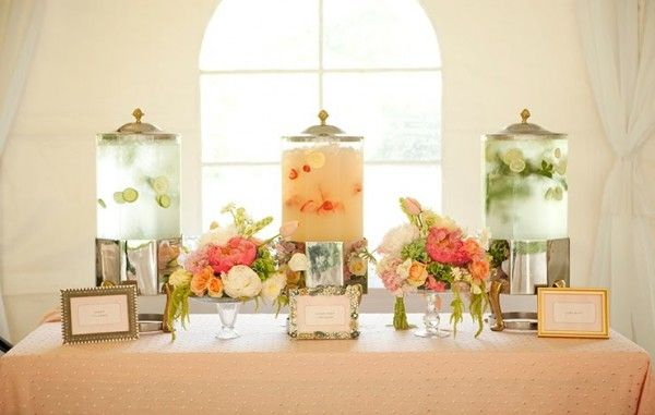 Awesome drink station ideas for any party