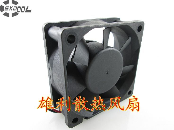 SXDOOL JF0625S2H 60*60*25mm DC Brushless cooling fan 24V 0.17A 6CM 6025 2wire     Tag a friend who would love this!     FREE Shipping Worldwide     Get it here ---> https://shoppingafter.com/products/sxdool-jf0625s2h-606025mm-dc-brushless-cooling-fan-24v-0-17a-6cm-6025-2wire/