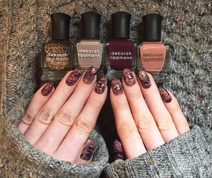 deborah lippman Makeup, Nail Polish Trends 2016, 2017: How To Get The Best Holiday Nail Art Designs, Swatches, Shades, Tutorial