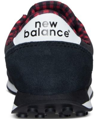 New Balance Women's 410 Casual Sneakers from Finish Line - Black 6.5