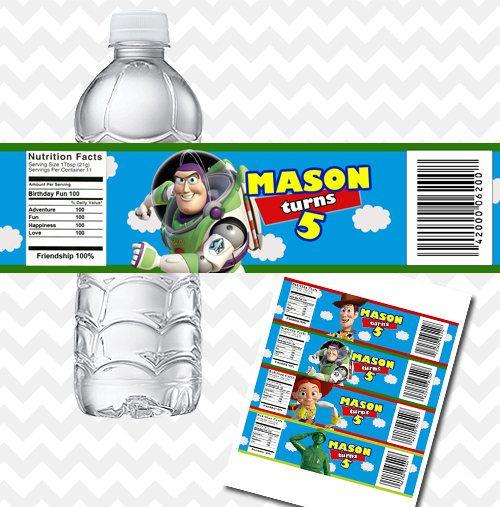 Toy Story etiquetas de botellas, etiquetas de las botellas de agua historia de juguete, juguete historia imprimibles fiesta, fiesta de cumpleaños de Toy Story, Toy Story imprimibles, cumpleaños  ▬▬▬▬▬▬▬▬▬▬▬▬▬▬▬▬▬▬▬▬▬▬▬▬▬▬▬▬▬▬▬▬▬▬▬ ---►►►ABOUT ESTE LISTING◄◄◄--- ▬▬▬▬▬▬▬▬▬▬▬▬▬▬▬▬▬▬▬▬▬▬▬▬▬▬▬▬▬▬▬▬▬▬▬ -Cada etiqueta es de 8 x 2 pulgadas y cabrá la mayoría de las botellas de agua. -Usted recibirá 1 archivo PDF con 4 etiquetas por hoja (todos los diseños) -Usted puede imprimir en un papel de tamaño…